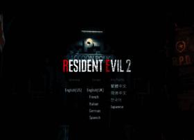 Residentevil2.com thumbnail