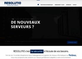 Resolutio.fr thumbnail
