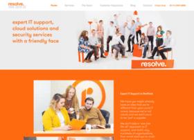 Resolve.co.uk thumbnail