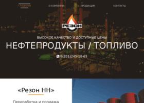 Reson-oil.ru thumbnail
