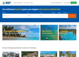 Resortsonline.com.br thumbnail