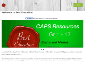 Resources.besteducation.co.za thumbnail