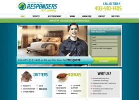Responderscalgary.ca thumbnail