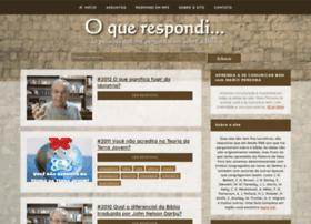 Respondi.com.br thumbnail