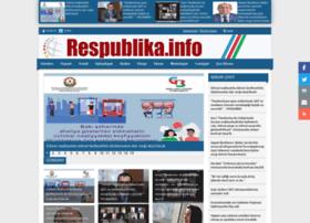 Respublik.info thumbnail