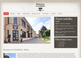 Restauracenahradbach.cz thumbnail