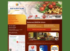 Restauracespartak.cz thumbnail