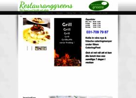 Restauranggreens.se thumbnail