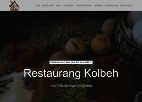Restaurangkolbeh.se thumbnail