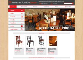 Restaurant-furniture.ca thumbnail