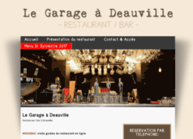 Restaurant-garage-deauville.fr thumbnail