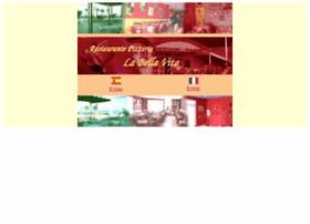 Restaurante-la-bella-vita.com thumbnail