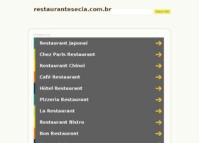 Restaurantesecia.com.br thumbnail
