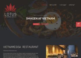 Restaurantlotus.dk thumbnail