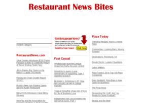 Restaurantnewsbites.com thumbnail
