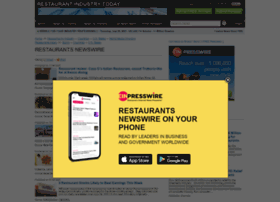 Restaurants.einnews.com thumbnail