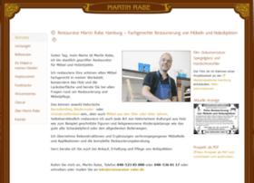 Restaurator-rabe.de thumbnail