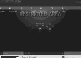 Restrictedareagaming.net thumbnail