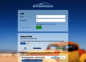 Restwertboerse.ch thumbnail