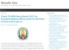 Results-gov.org.in thumbnail