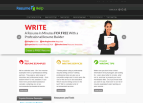 Resume-help.org thumbnail
