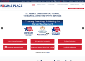 resume placecom thumbnail - Resume Place