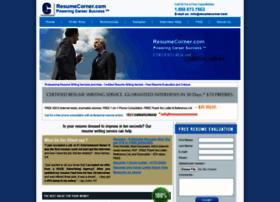 Resumecorner.com thumbnail