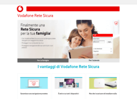 Retesicurastation.vodafone.it thumbnail