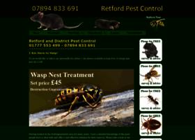 Retfordpestcontrol.co.uk thumbnail