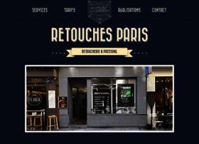 Retouches-paris.fr thumbnail