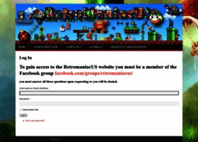 Retromaniacus.com thumbnail