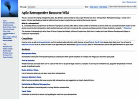 Retrospectivewiki.org thumbnail