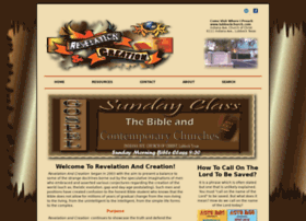 Revelationandcreation.com thumbnail