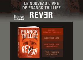 Rever-franck-thilliez.fr thumbnail