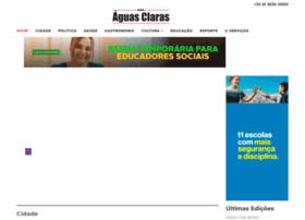 Revistaaguasclaras.com.br thumbnail