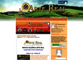 Revistaartereal.com.br thumbnail