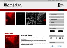 Revistabiomedica.org thumbnail