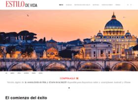 Revistaestilodevida.co thumbnail