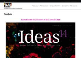 Revistaideas.com.ar thumbnail