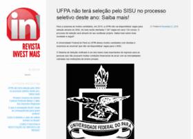 Revistainvestmais.com.br thumbnail