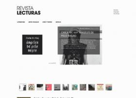 Revistalecturas.cl thumbnail