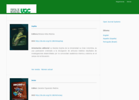 Revistas.ugca.edu.co thumbnail