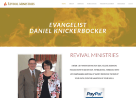 Revivalministries.net thumbnail