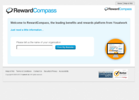 Rewardcompass.com thumbnail