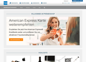 Rewardshop.americanexpress.ch thumbnail