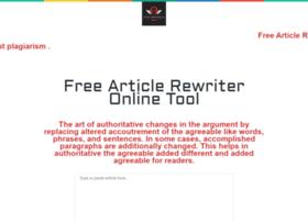 Rewriteronlinetool.xyz thumbnail
