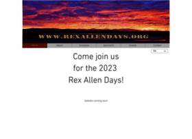Rexallendays.org thumbnail