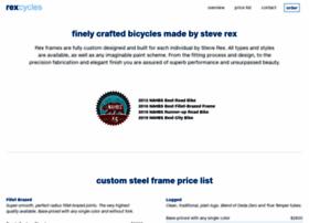 Rexcycles.com thumbnail