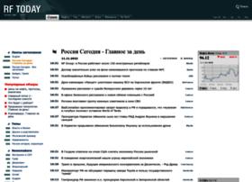 Rftoday.ru thumbnail