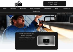 Rgmotors.co.uk thumbnail
